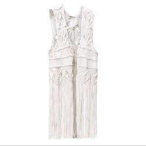 H&m Coachella Collection vest
